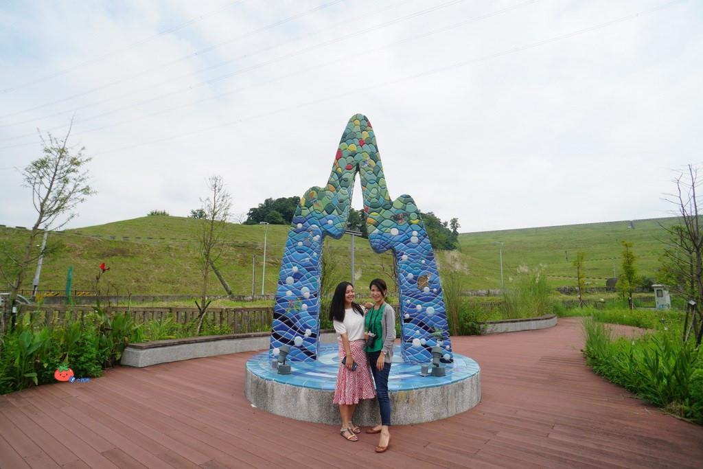 雲林古坑景點 湖山水庫