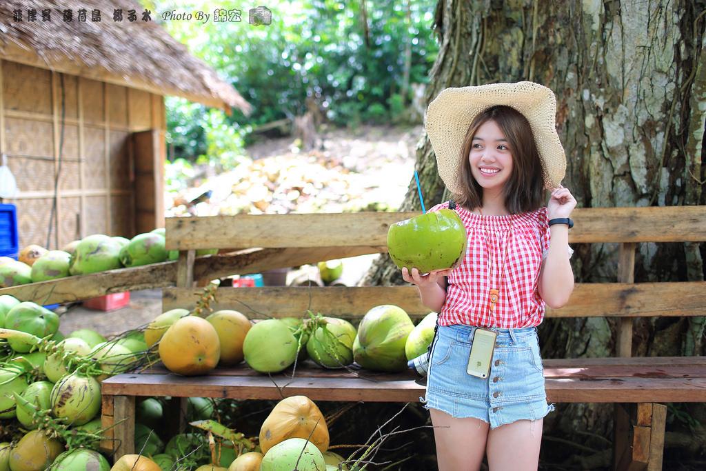 2016.09.15~菲律賓 薄荷島 椰子水