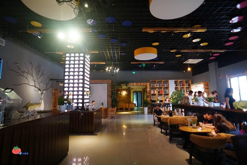 杭州咖啡廳 ZOO COFFEE 京杭大運河