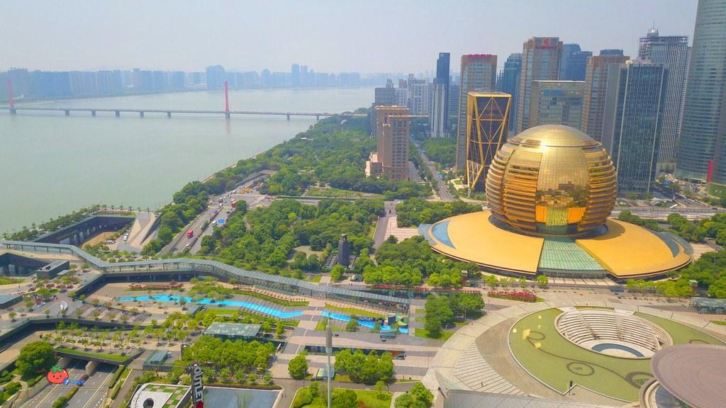 杭州 錢江新城