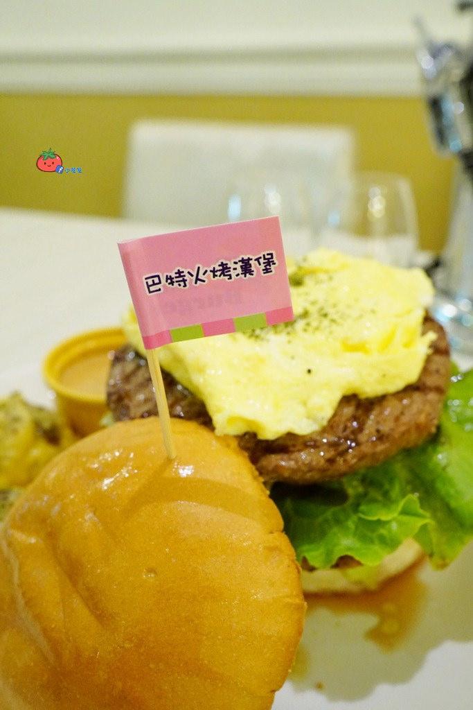 蘆洲好吃漢堡推薦 巴特火烤漢堡