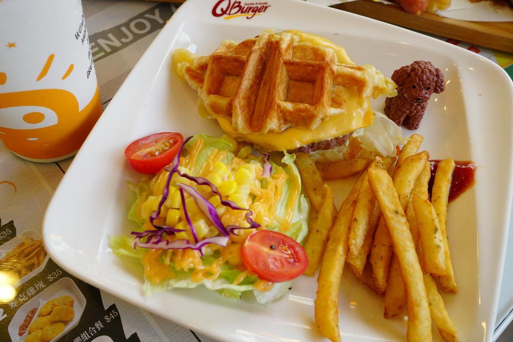 三重早午餐 三民街QBURGER