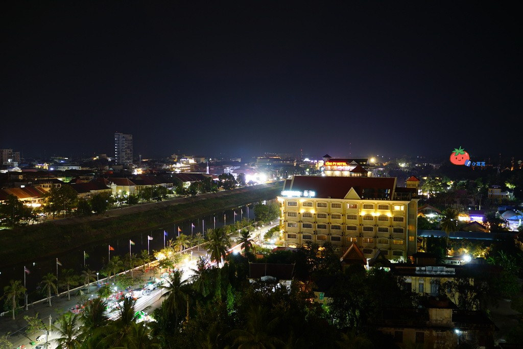【馬德望住宿推薦】優雅酒店Classy Hotel  近夜市