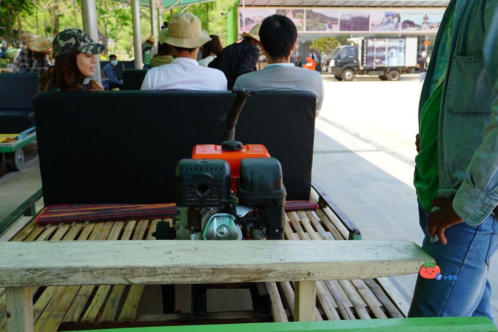 馬德望景點推薦 黑棍神 竹火車