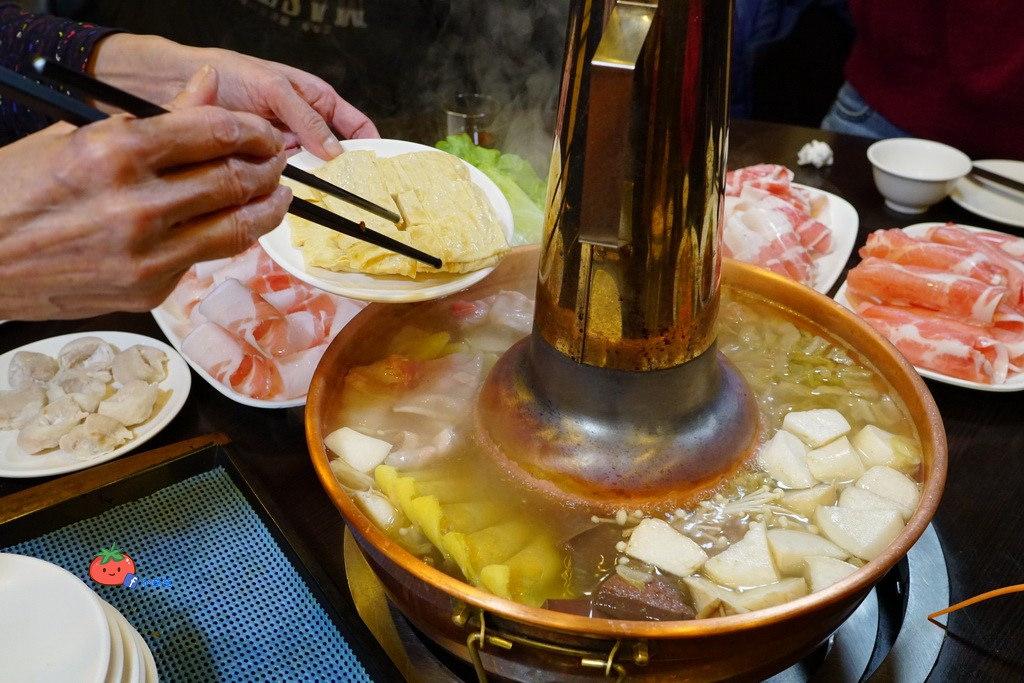 新店酸菜白肉鍋 老蔣的家鄉味