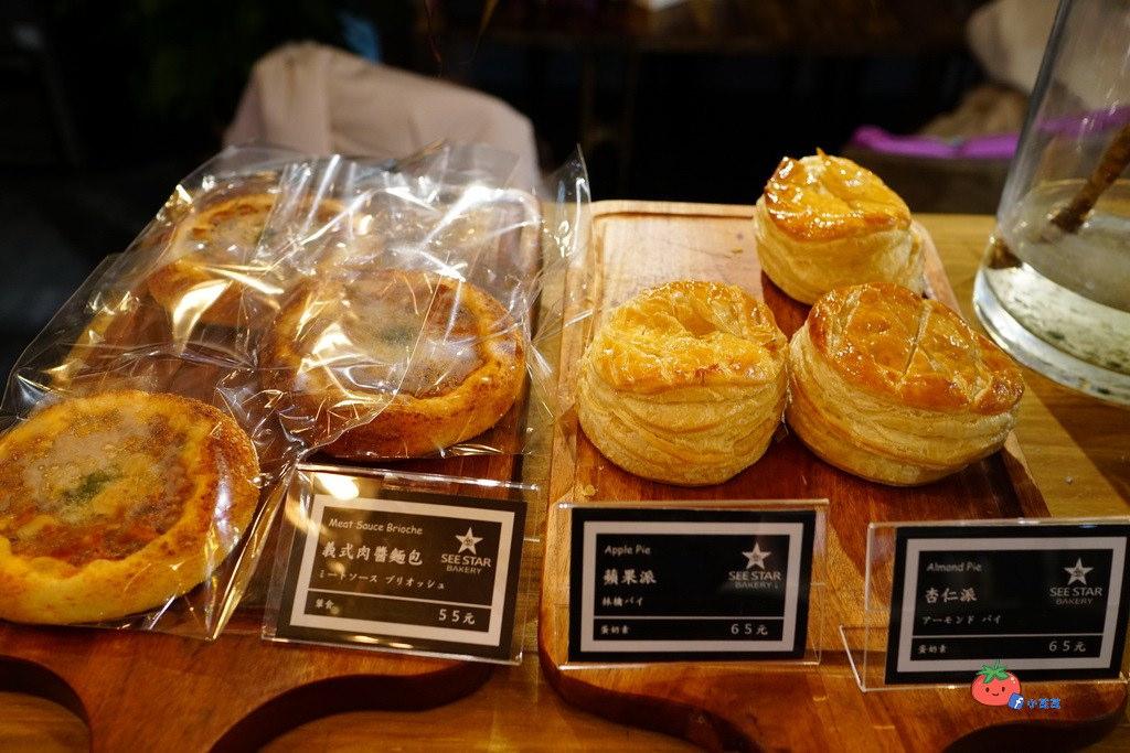 東區麵包店 來自星星幸福的麵包