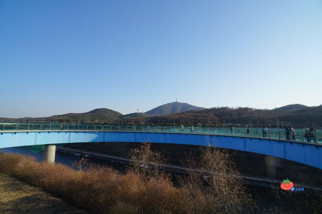 仁川阿拉廊台天空步道(ARA MARU)SKYWALK