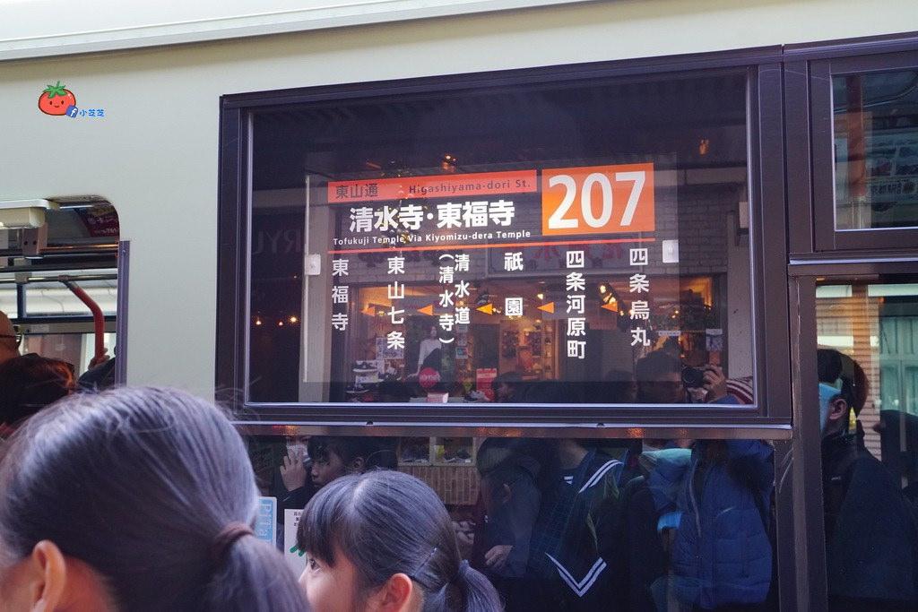 京都賞楓明所東福寺 交通 楓況 門票 京都自由行2017