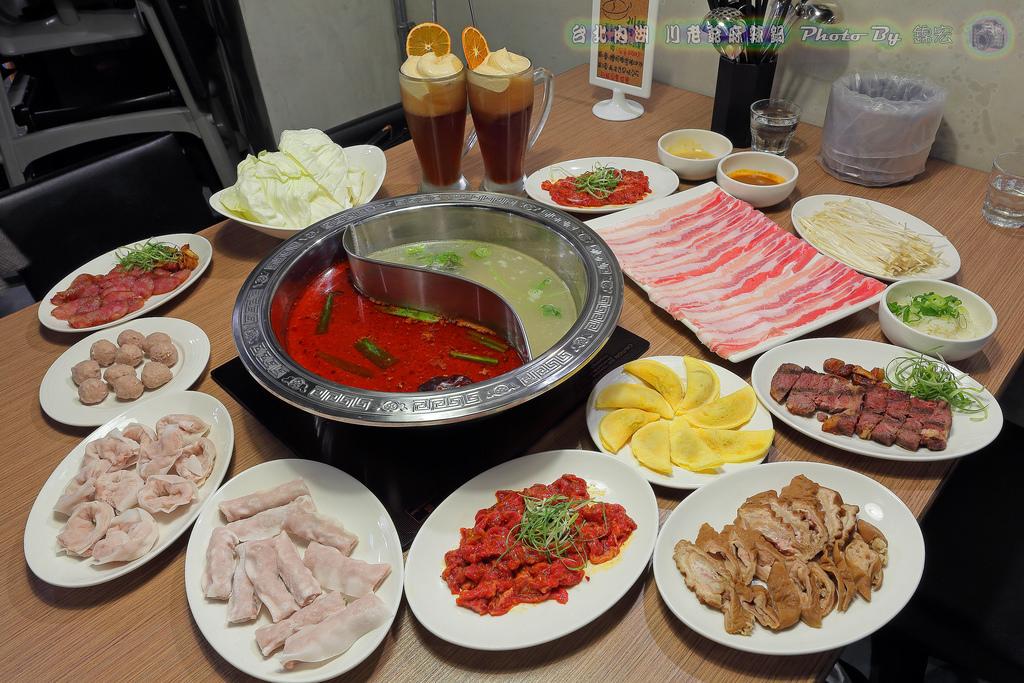 台北內湖~川老爺麻辣鍋