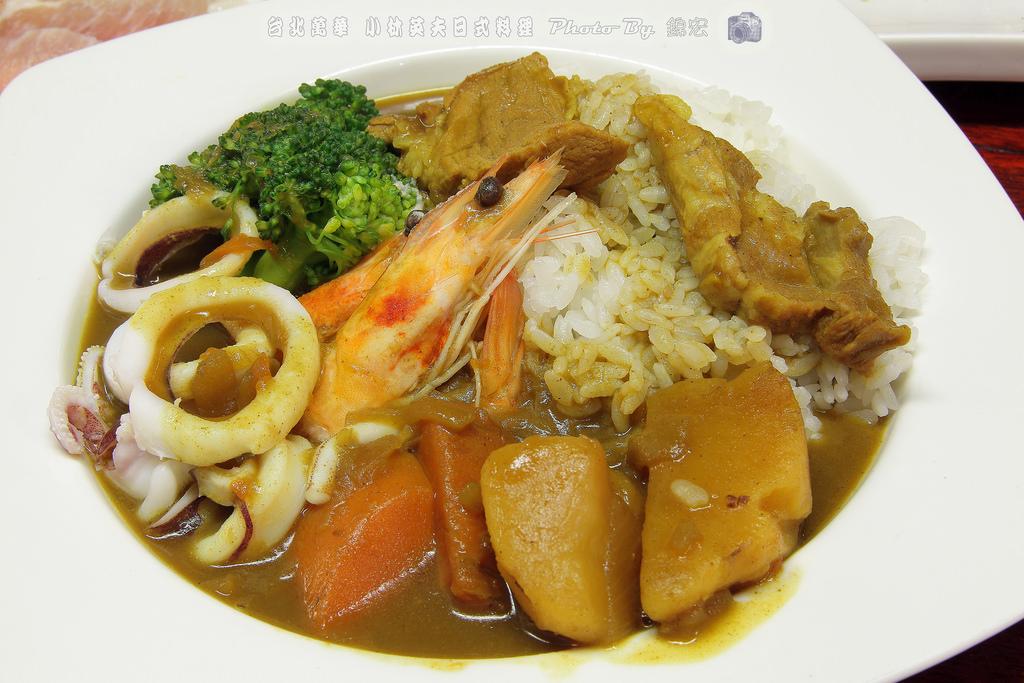 台北萬華~小林英夫日式料理