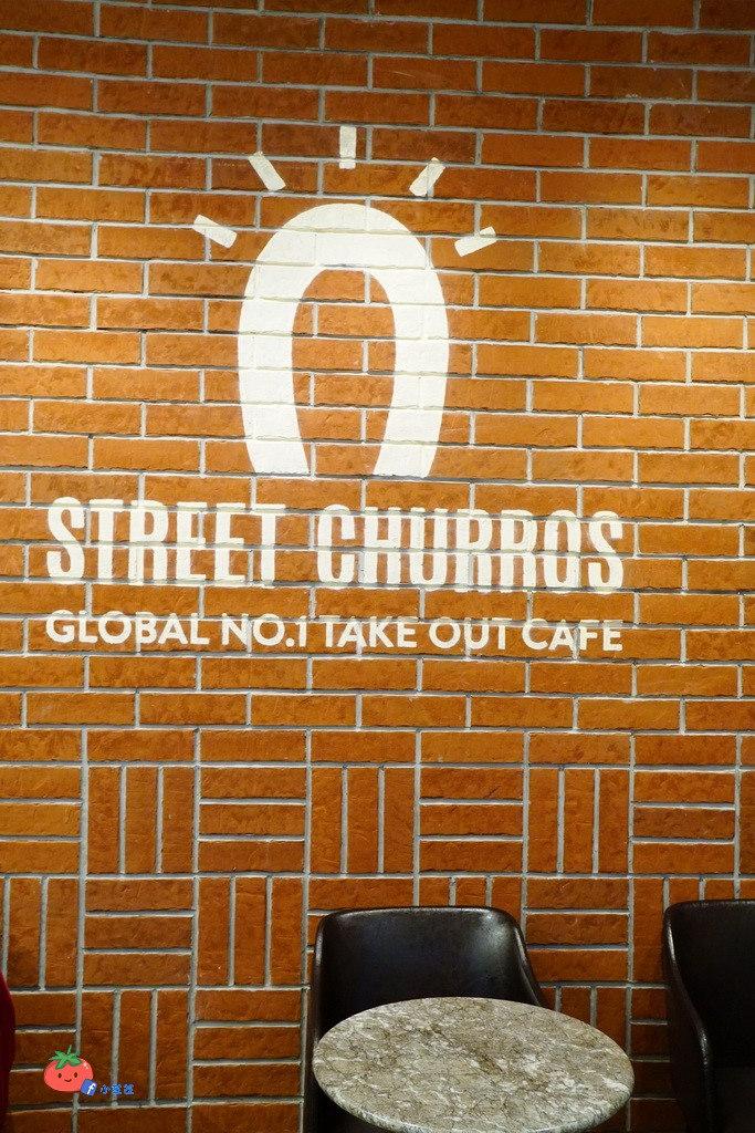 信義區市政府站 韓國吉拿棒Street Churros