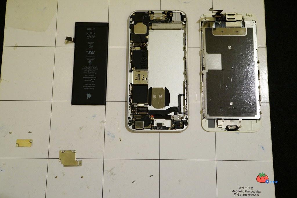 大安區 FAST蘋果快速維修中心 換電池