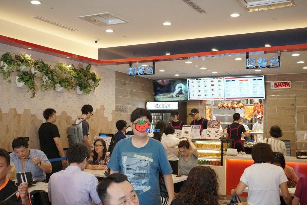 台北車站美食 了凡 香港油雞飯麵
