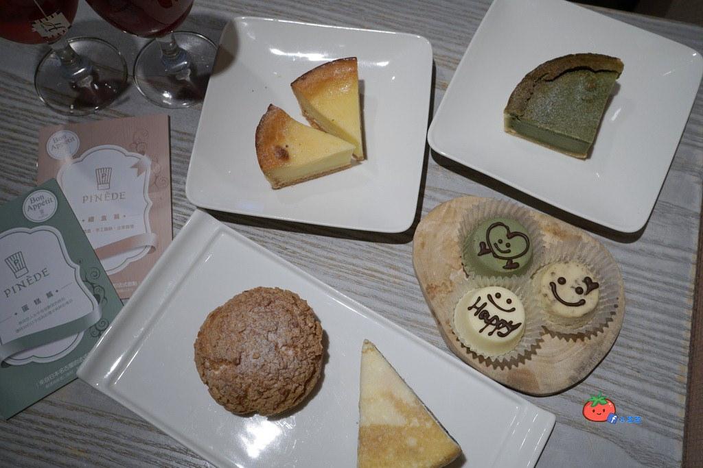 東區下午茶 PINEDE 千層水果蛋糕店