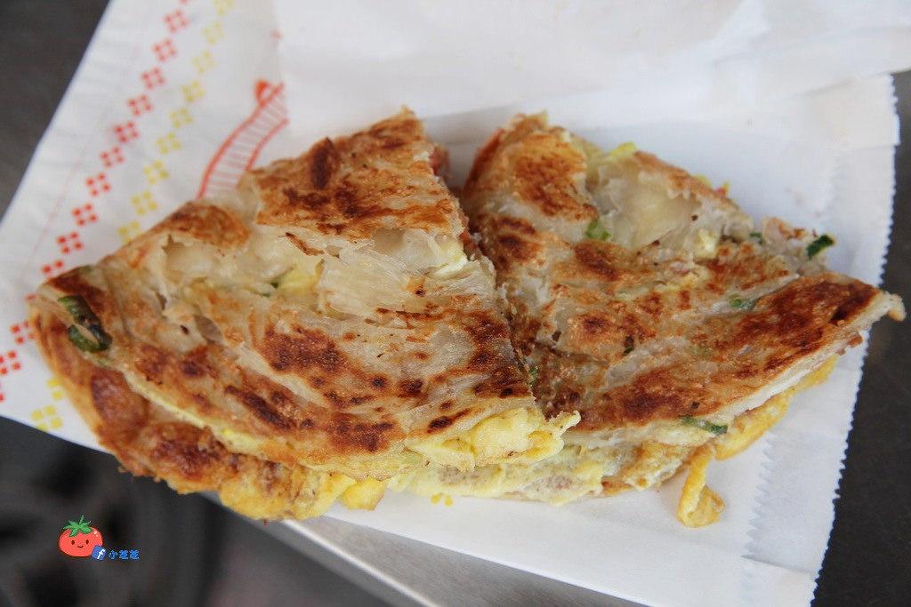 三重好吃蛋餅 脆皮蔬菜蛋餠