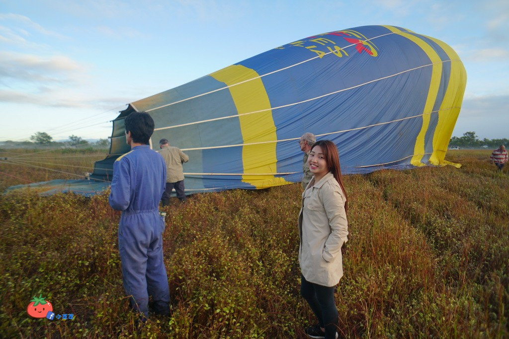 凱恩斯熱氣球 行程 費用 時間