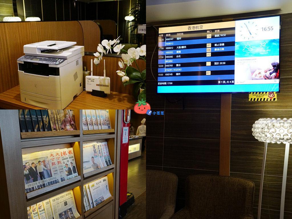 香港航空 香港機場貴賓室