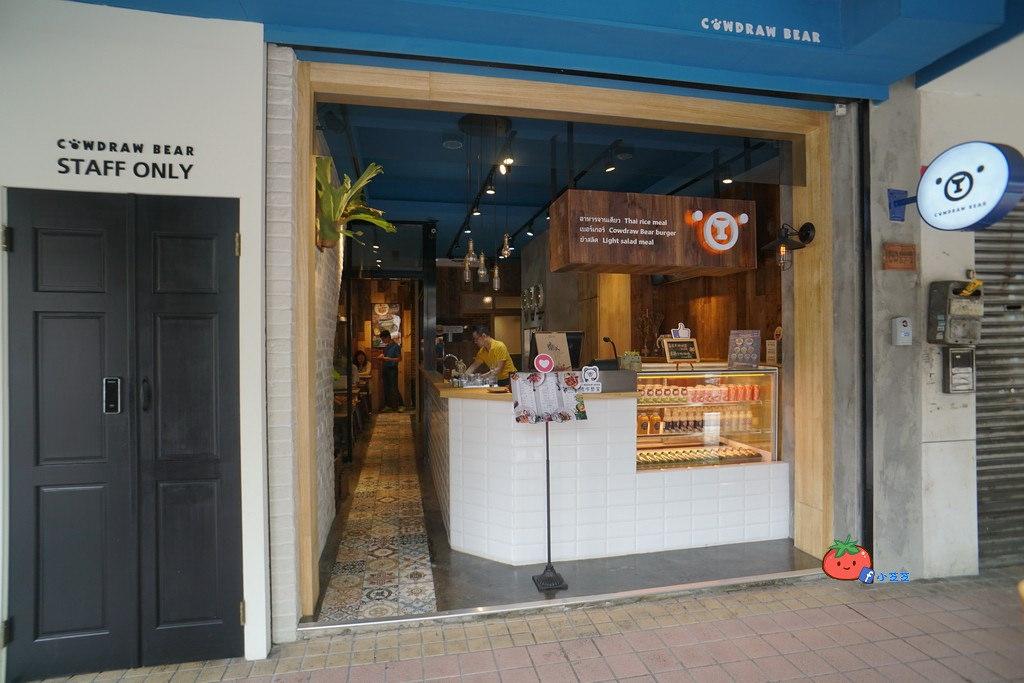中山站泰式料理推薦 考乍熊寶