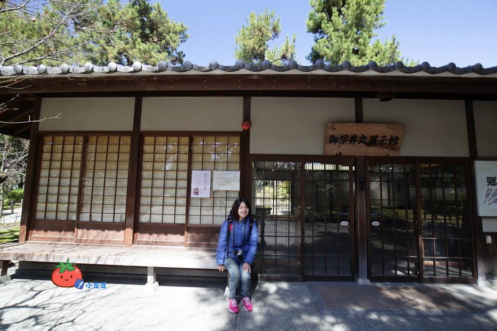 名古屋城賞花 市役所站