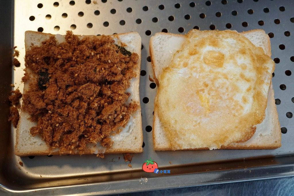 新莊早餐推薦 晨吉司漢