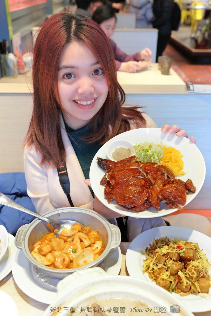 新北三重~茶騷有味香港茶餐廳
