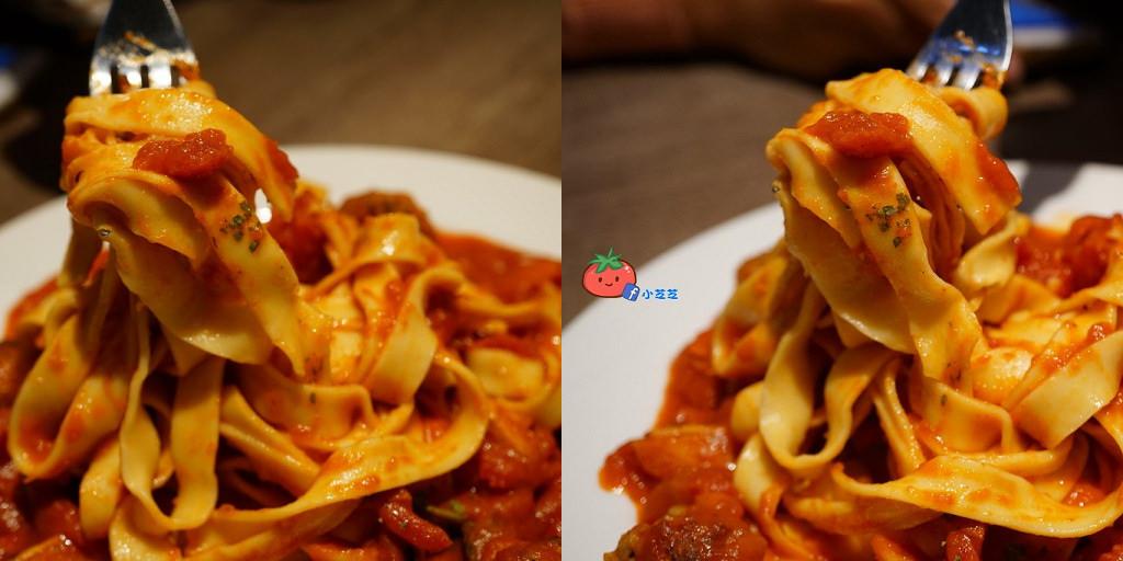 中山國小捷運站美食推薦 二分之一義大利麵