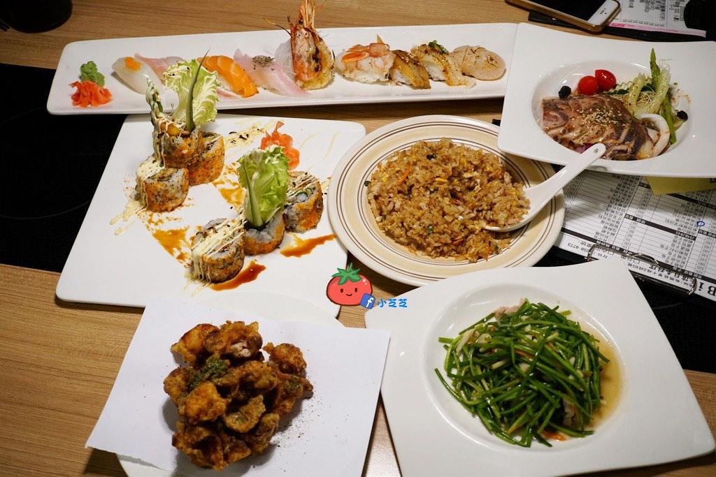 板橋平價日式料理 哇沙BI