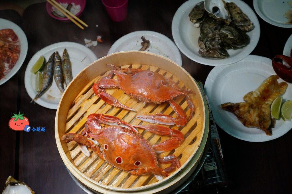 蘆洲 海鮮蒸籠 玖肆伍海鮮