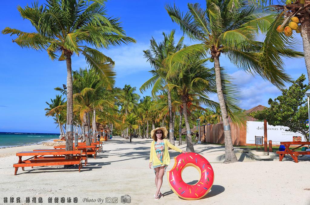 2016.09.17~菲律賓 薄荷島 甜甜圈泳圈