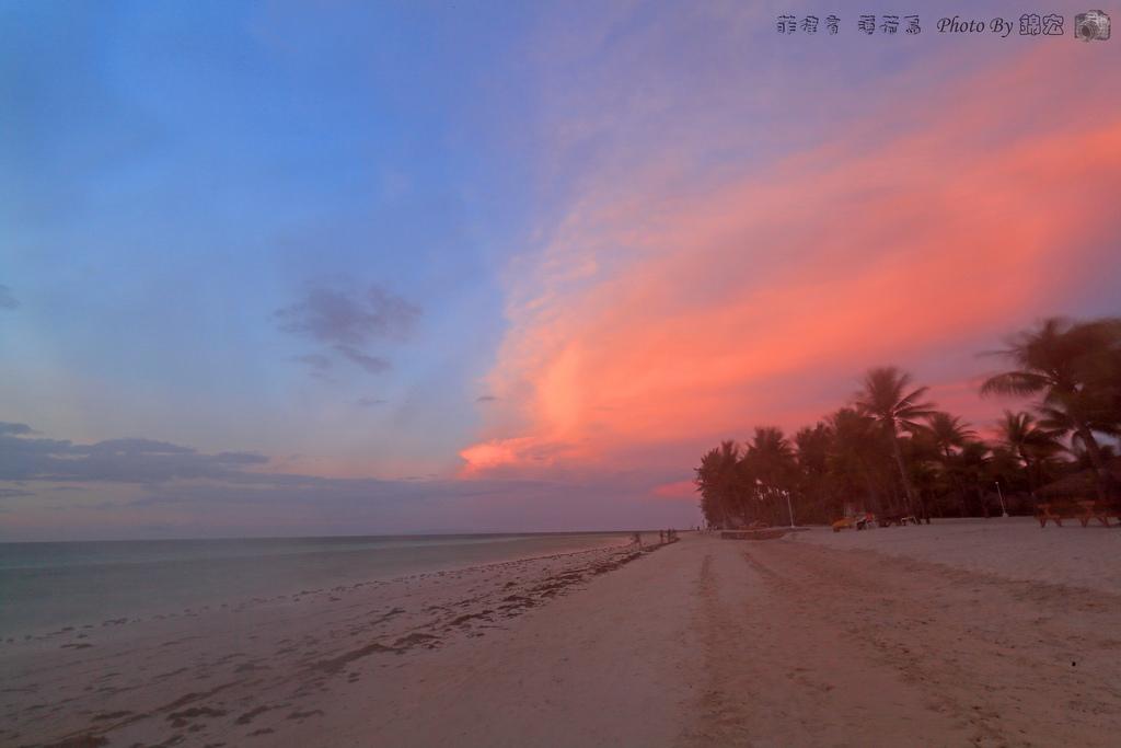 菲律賓~薄荷島~清晨海邊日出