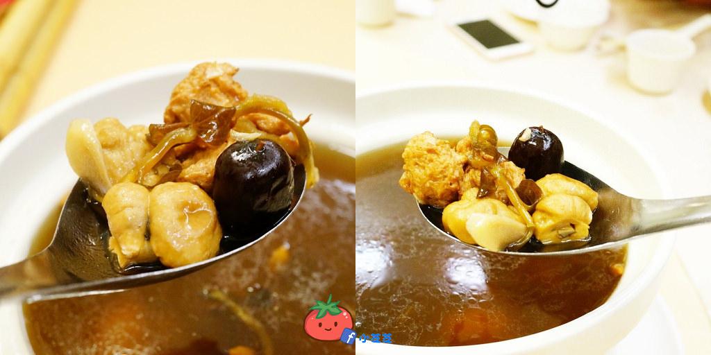 台北蔬食桌菜 觀世音