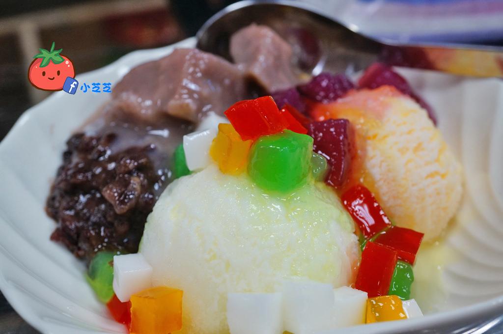 蘆洲古早味旺來鳳梨刨冰
