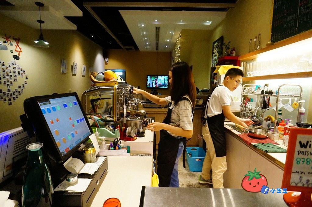 永春站咖啡推薦 米綺咖啡