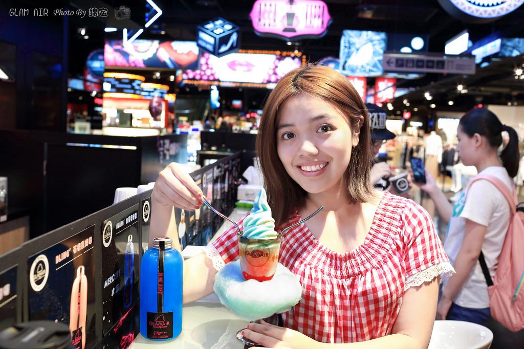 GLAM AIR 韓國霜淇淋
