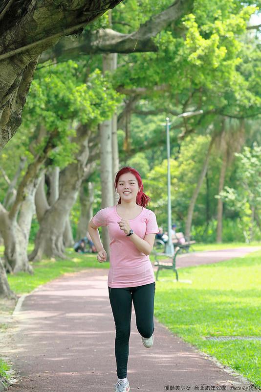 2015.06.13~運動美少女~台北青年公園
